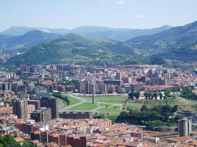 Parque Etxebarria (Bilbao)