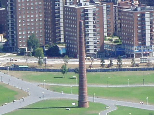 Torre del Parque Etxebarria (Bilbao)