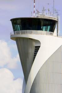Torre de Control del Aeropuerto de Bilbao