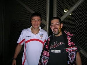 Webmaster de ConocerBilbao con Gurpegui
