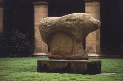 Museo Vasco/Euskal Museoa: idolo de Mikeldi