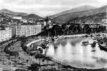 Origenes del Arenal (Bilbao)