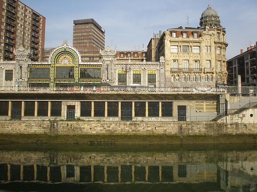 Estacion de Feve en Bilbao