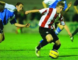 Iker Muniain (Athletic Club de Bilbao)