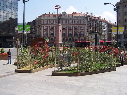 Plaza Circular de Bilbao