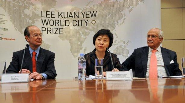 Bilbao, ganadora del premio Nobel a las ciudades