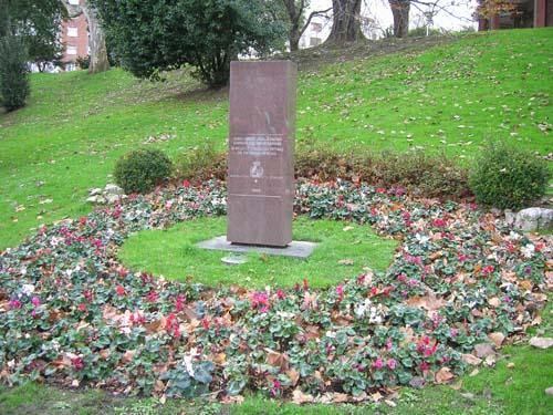 Parque Doña Casilda - Recuerdo a las Victimas del Terrorismo
