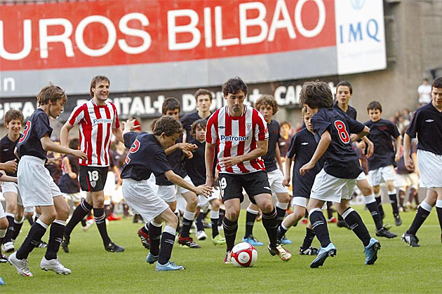 "El Athletic Bilbao y el ""partido imposible"""
