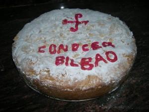 Receta Pastel Vasco