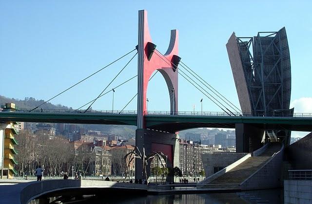 Bilbao - Puente de La Salve