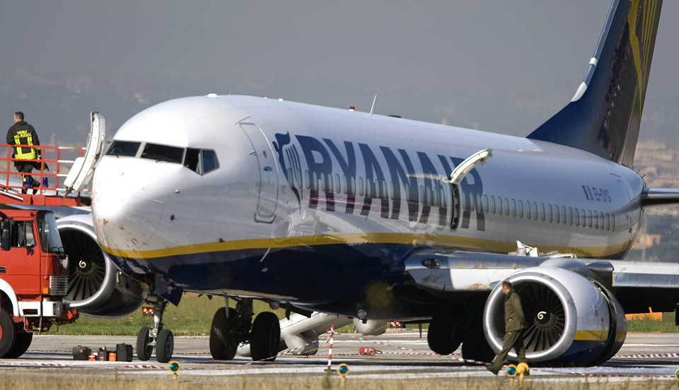 Ryanair realizará vuelos en Bilbao