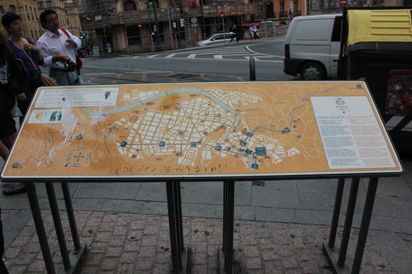 Etapa de Bilbao - Camino Norte del Camino de Santiago