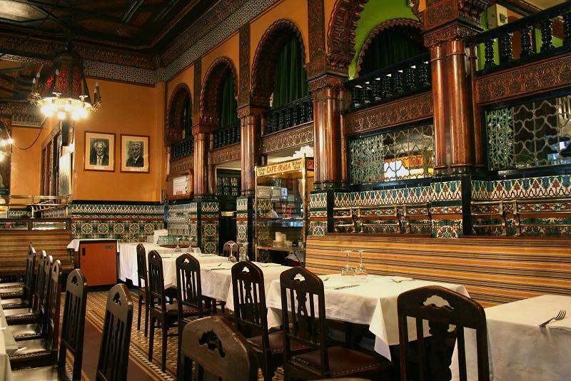 Cafe Iruña (Bilbao)