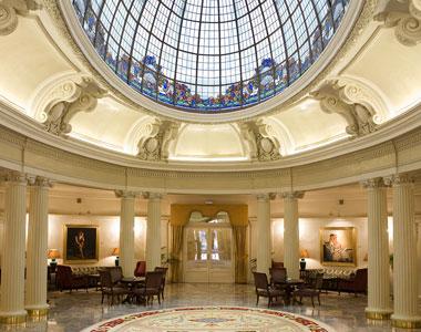 Claraboya del Hotel Carlton (Bilbao)