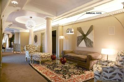 Suite Imperial del Hotel Carlton (Bilbao)