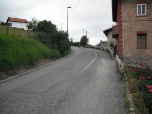 Camino de ascenso al Pagasarri: Camino Larraskitu