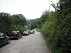 Camino de ascenso al Pagasarri: Camino Pagasarri