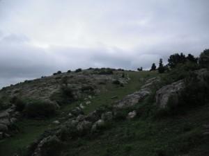 Camino de ascenso al Pagasarri: Cima del Pagasarri