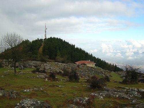 monte pagasarri bilbao El monte Pagasarri